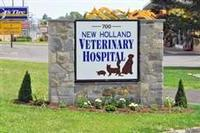 New Holland Veterinary Hospital Logo
