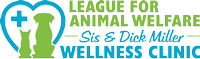 League for Animal Welfare Logo